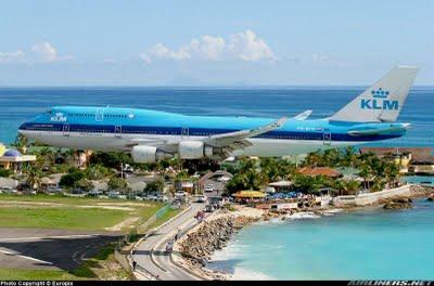 10 extreemste landingsbanen ter wereld